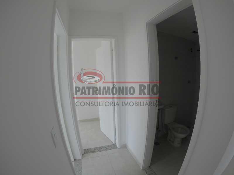 5 - circulação - Apartamento 2quartos Vaz Lobo - PAAP23097 - 11