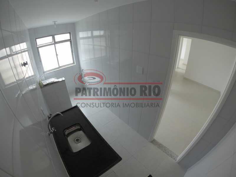 6 - cozinha 1 - Apartamento 2quartos Vaz Lobo - PAAP23097 - 12