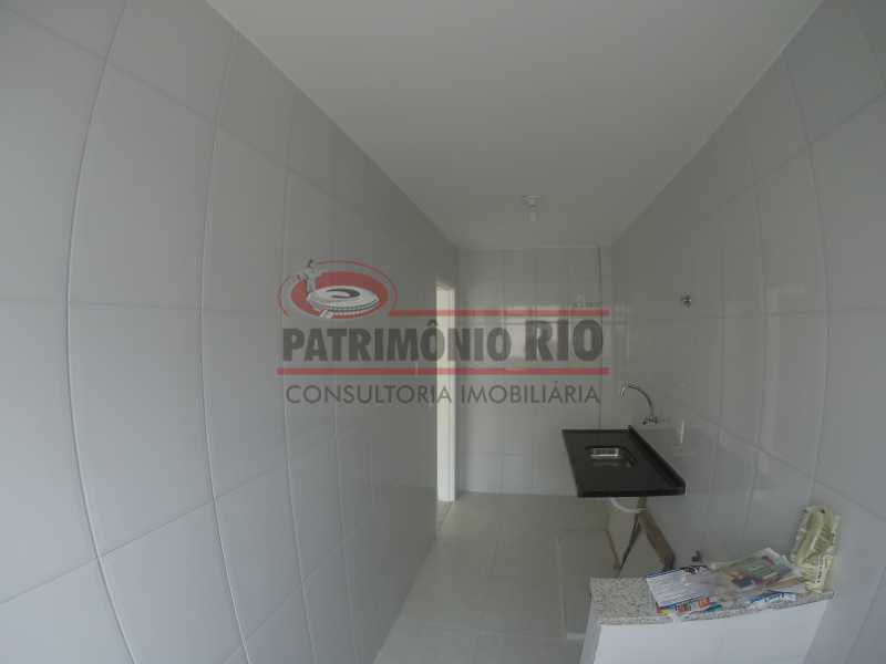 6 - cozinha 2 - Apartamento 2quartos Vaz Lobo - PAAP23097 - 13