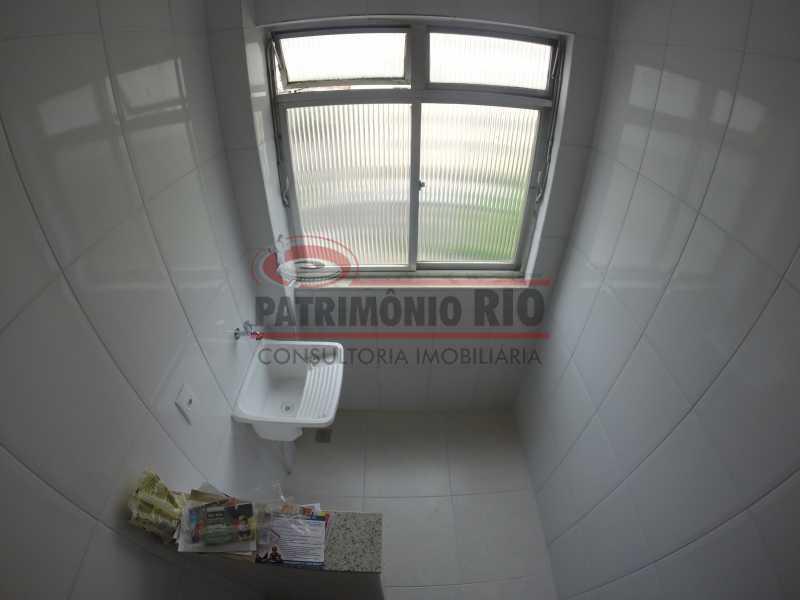 7 - area de serviço - Apartamento 2quartos Vaz Lobo - PAAP23097 - 15