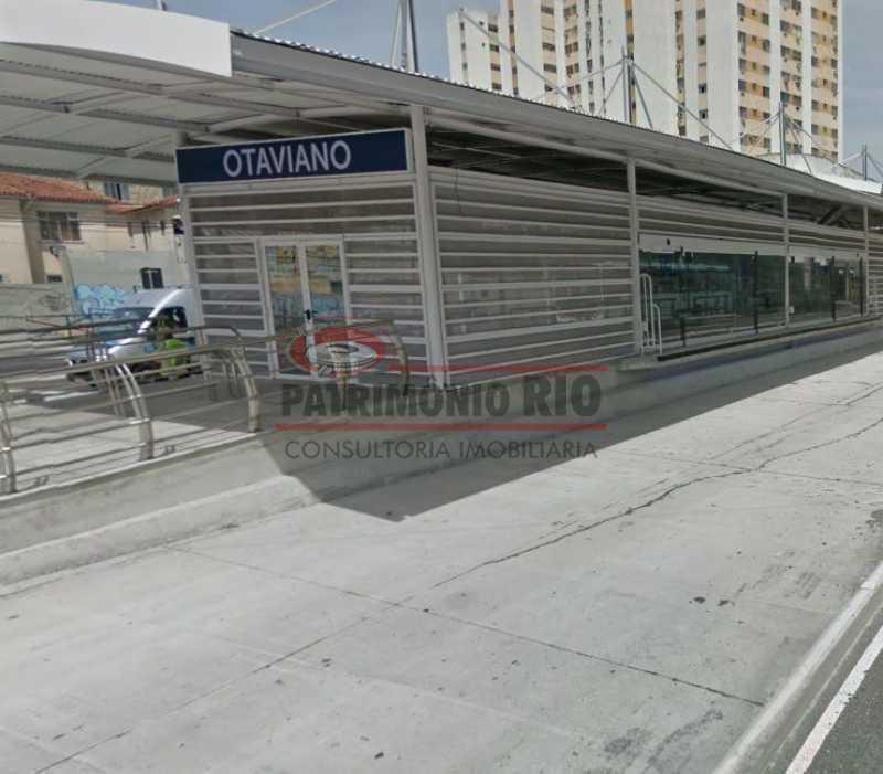 Estação BRT - Apartamento 2quartos Vaz Lobo - PAAP23097 - 18