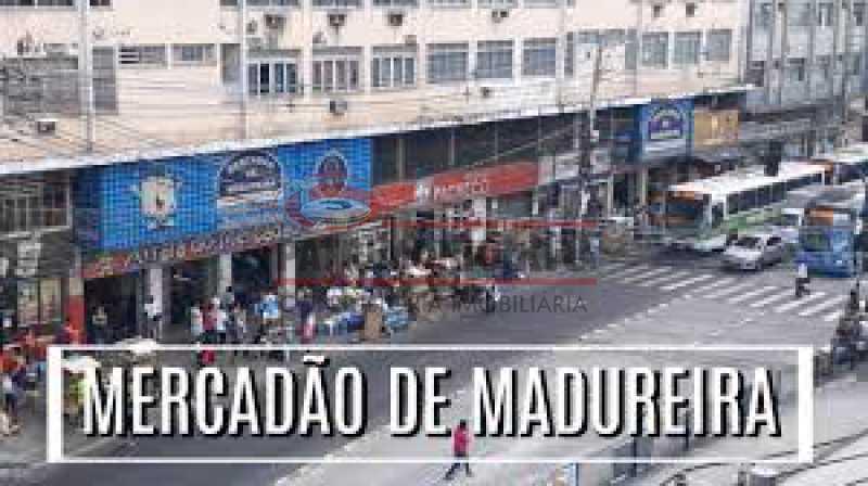 Mercadão de Madureira 1 - Excelente Terreno! Vaz Lobo - PAMF00029 - 6