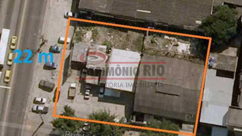 Foto aérea - Excelente Terreno! Vaz Lobo - PAMF00029 - 1