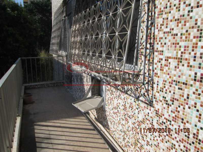 IMG_9194 - Espetacular Apartamento, varanda, 2quartos, dependência completa, vaga de garagem, escritura, Vaza Lobo - PAAP23111 - 9