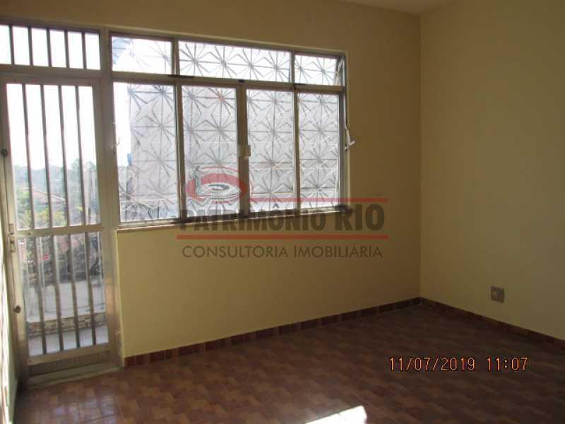 IMG_9195 - Espetacular Apartamento, varanda, 2quartos, dependência completa, vaga de garagem, escritura, Vaza Lobo - PAAP23111 - 10