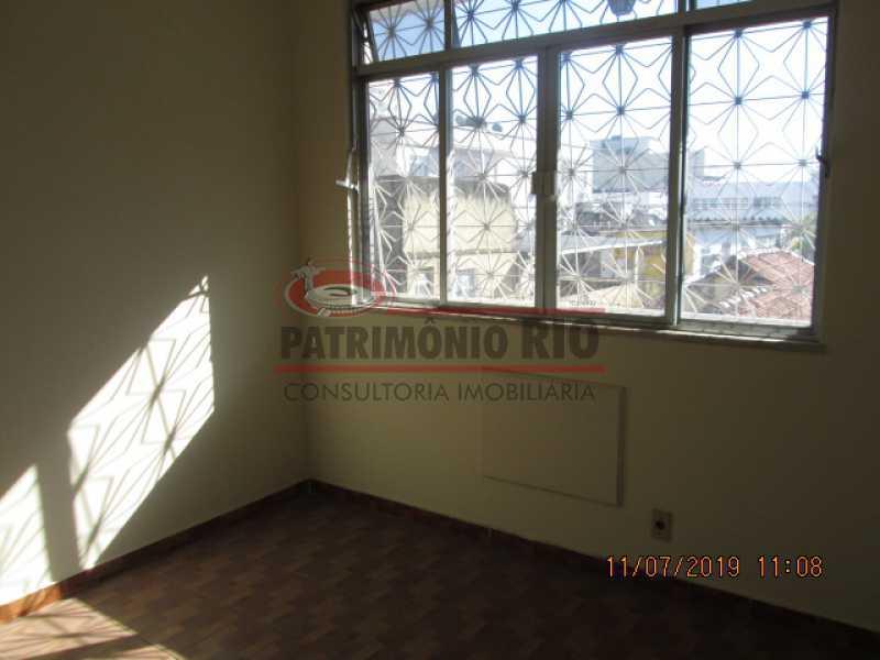 IMG_9200 - Espetacular Apartamento, varanda, 2quartos, dependência completa, vaga de garagem, escritura, Vaza Lobo - PAAP23111 - 14