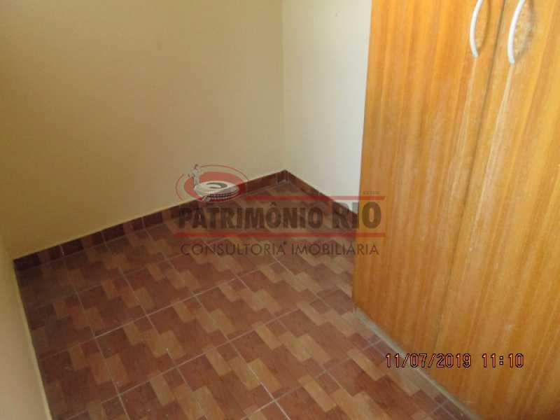 IMG_9209 - Espetacular Apartamento, varanda, 2quartos, dependência completa, vaga de garagem, escritura, Vaza Lobo - PAAP23111 - 22