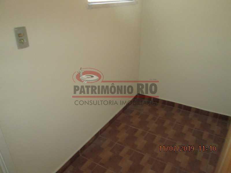 IMG_9210 - Espetacular Apartamento, varanda, 2quartos, dependência completa, vaga de garagem, escritura, Vaza Lobo - PAAP23111 - 23
