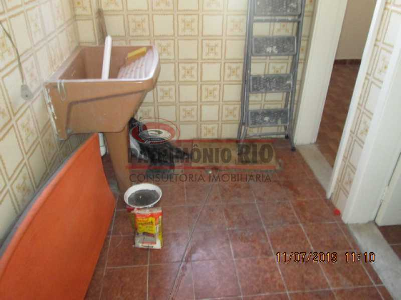 IMG_9211 - Espetacular Apartamento, varanda, 2quartos, dependência completa, vaga de garagem, escritura, Vaza Lobo - PAAP23111 - 24
