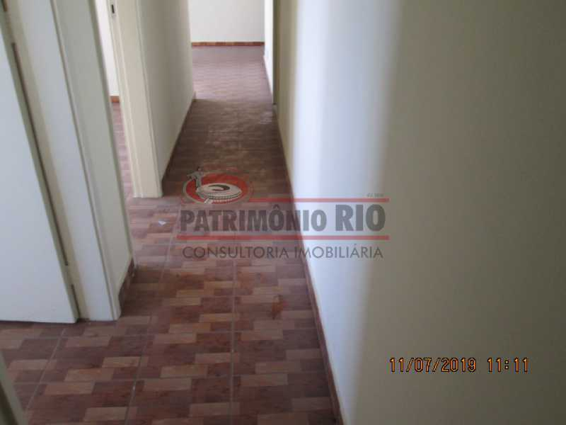 IMG_9215 - Espetacular Apartamento, varanda, 2quartos, dependência completa, vaga de garagem, escritura, Vaza Lobo - PAAP23111 - 26