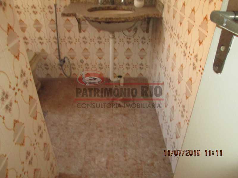 IMG_9216 - Espetacular Apartamento, varanda, 2quartos, dependência completa, vaga de garagem, escritura, Vaza Lobo - PAAP23111 - 27