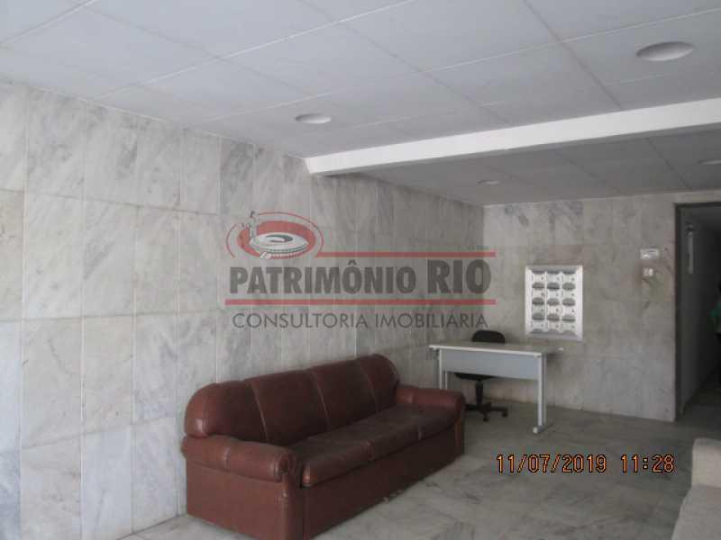 IMG_9223 - Espetacular Apartamento, varanda, 2quartos, dependência completa, vaga de garagem, escritura, Vaza Lobo - PAAP23111 - 6