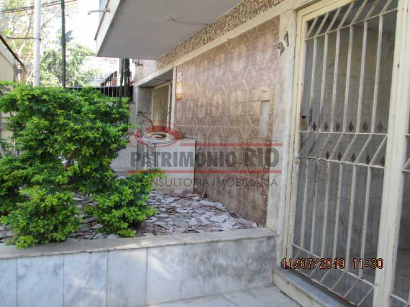 IMG_9224 - Espetacular Apartamento, varanda, 2quartos, dependência completa, vaga de garagem, escritura, Vaza Lobo - PAAP23111 - 5