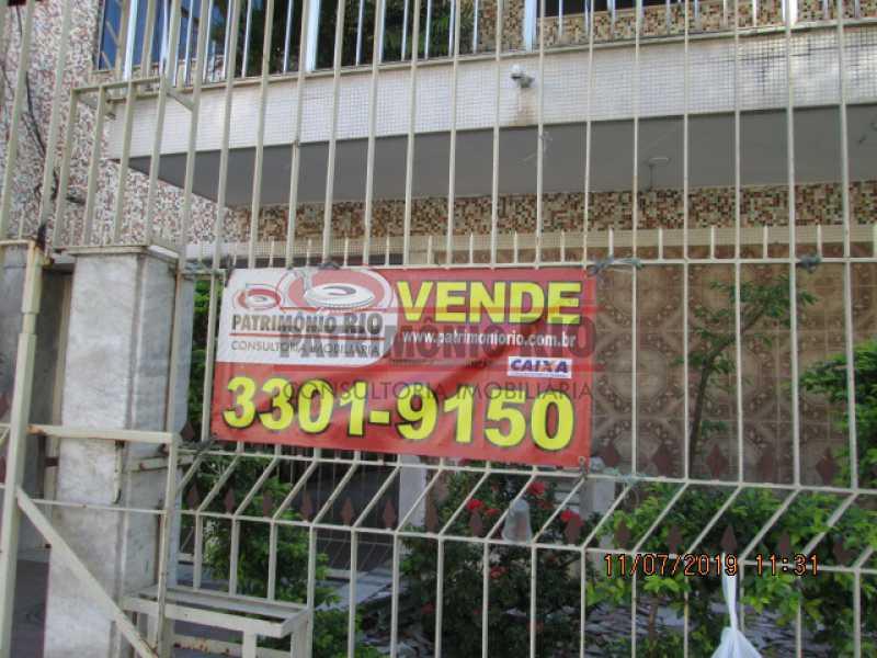 IMG_9225 - Espetacular Apartamento, varanda, 2quartos, dependência completa, vaga de garagem, escritura, Vaza Lobo - PAAP23111 - 4