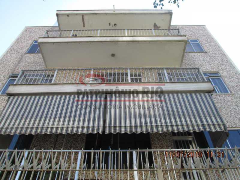 IMG_9226 - Espetacular Apartamento, varanda, 2quartos, dependência completa, vaga de garagem, escritura, Vaza Lobo - PAAP23111 - 1
