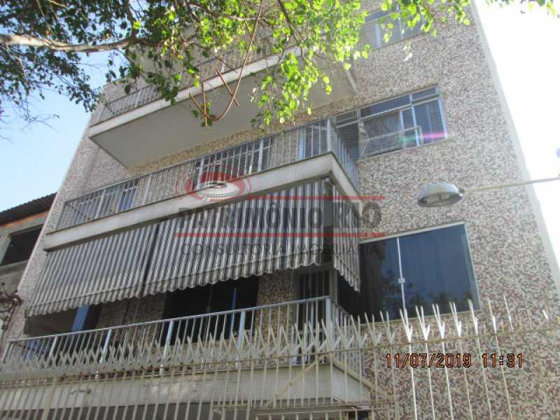 IMG_9227 - Espetacular Apartamento, varanda, 2quartos, dependência completa, vaga de garagem, escritura, Vaza Lobo - PAAP23111 - 3