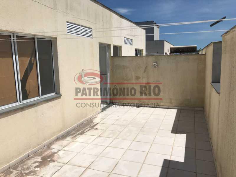 3d1b15fe-b73e-4bc8-a58e-ec2536 - Cobertura 4quartos - 2vagas - Campo Grande - PACO40018 - 11