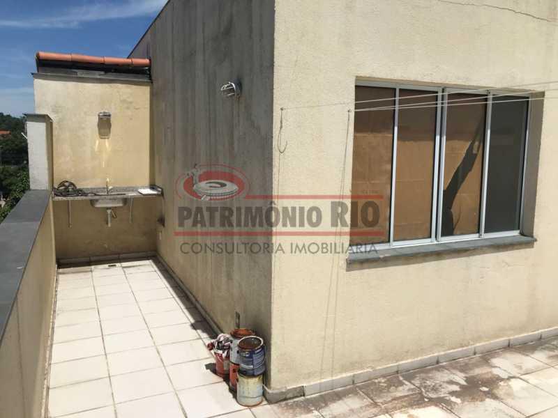 e9dbfdeb-4756-4122-a894-237d66 - Cobertura 4quartos - 2vagas - Campo Grande - PACO40018 - 14