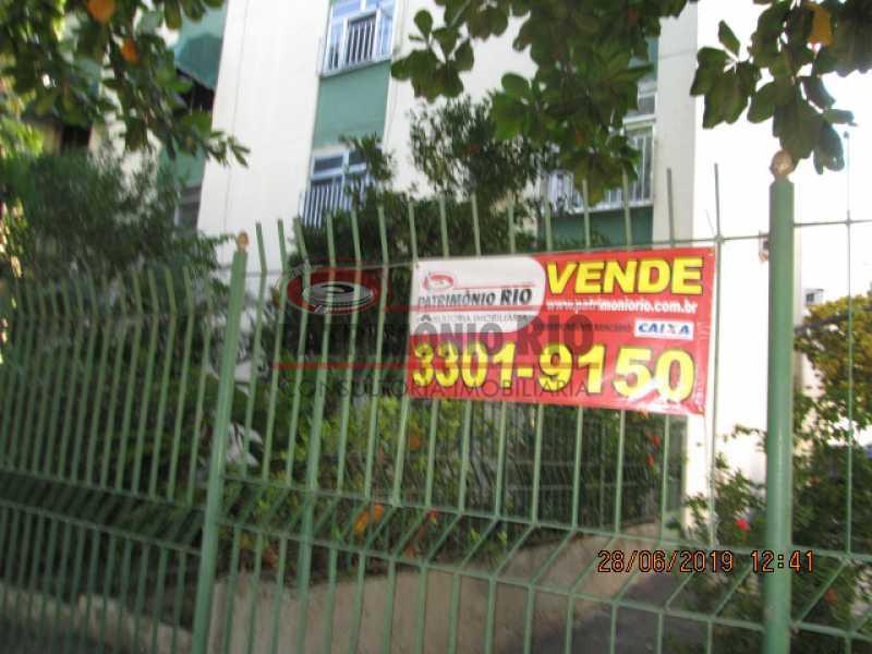IMG_8918 - Apartamento 2quarts, vaga garagem parqueamento - Vigário Geral - PAAP23116 - 1