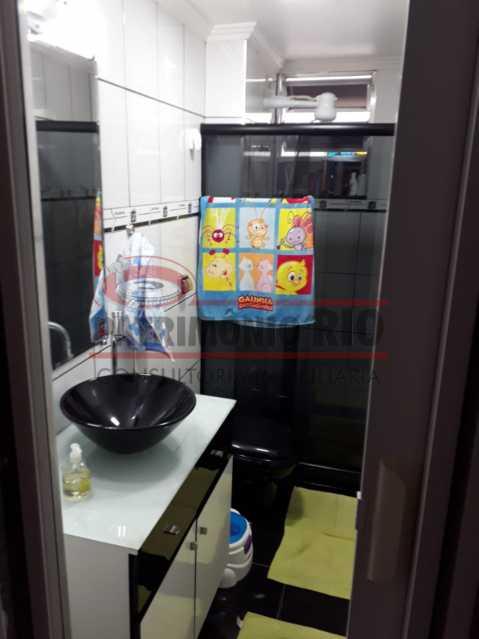 WhatsApp Image 2019-07-19 at 1 - Apartamento 2quarts, vaga garagem parqueamento - Vigário Geral - PAAP23116 - 20