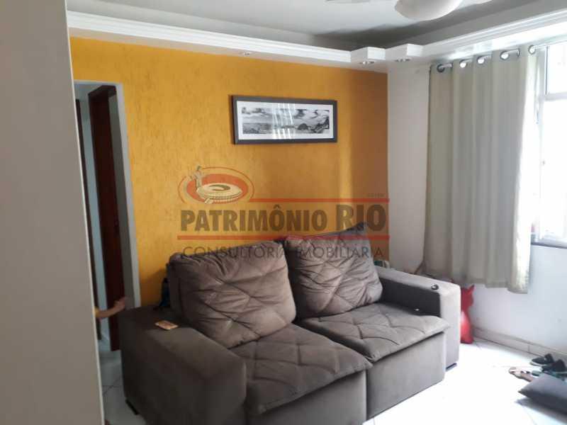 WhatsApp Image 2019-07-19 at 1 - Apartamento 2quarts, vaga garagem parqueamento - Vigário Geral - PAAP23116 - 12