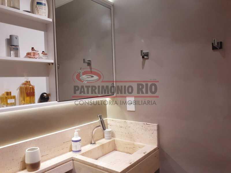 WhatsApp Image 2019-07-18 at 4 - Apartamento com 2qtos - todo modernizado - PAAP23117 - 17