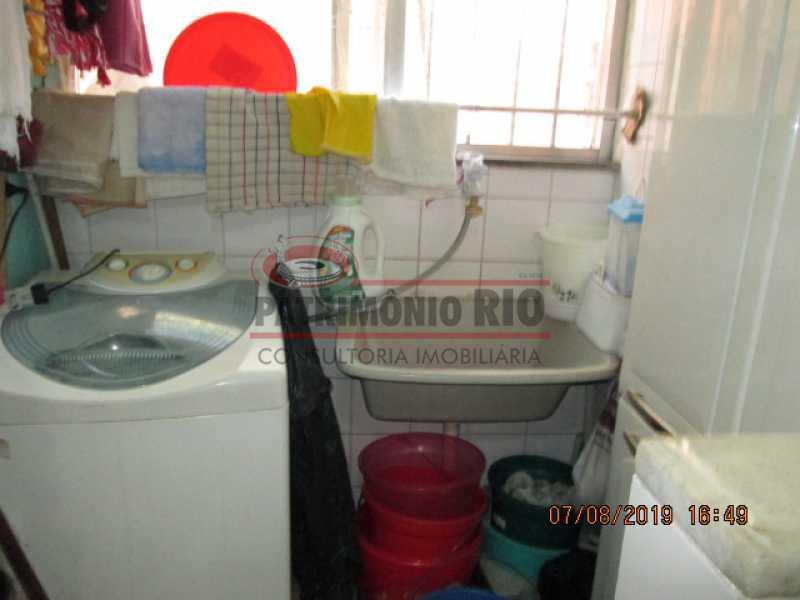 IMG_9410 - Apartamento 2qtos, térreo, com vaga garagem parqueamento, Condomínio Jardim Real - Jardim America - PAAP23129 - 25