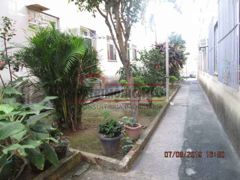 IMG_9418 - Apartamento 2qtos, térreo, com vaga garagem parqueamento, Condomínio Jardim Real - Jardim America - PAAP23129 - 30