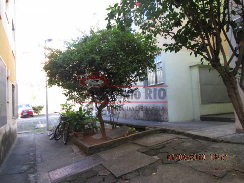 IMG_9419 - Apartamento 2qtos, térreo, com vaga garagem parqueamento, Condomínio Jardim Real - Jardim America - PAAP23129 - 31