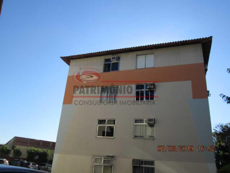 IMG_9422 - Apartamento 2qtos, térreo, com vaga garagem parqueamento, Condomínio Jardim Real - Jardim America - PAAP23129 - 3