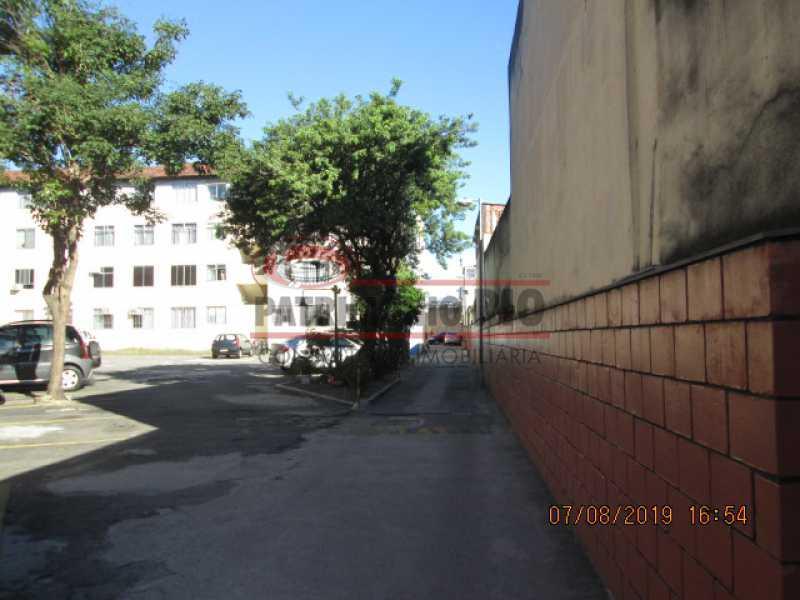 IMG_9425 - Apartamento 2qtos, térreo, com vaga garagem parqueamento, Condomínio Jardim Real - Jardim America - PAAP23129 - 5