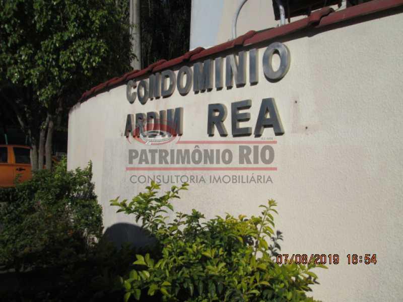 IMG_9426 - Apartamento 2qtos, térreo, com vaga garagem parqueamento, Condomínio Jardim Real - Jardim America - PAAP23129 - 1