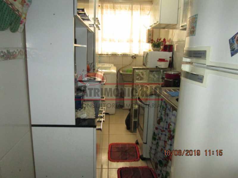 IMG_9445 - Apartamento 2qtos, térreo com vaga garagem parqueamento, Condomínio Jardim Real - Jardim América - PAAP23130 - 19