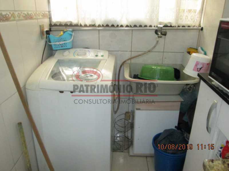 IMG_9447 - Apartamento 2qtos, térreo com vaga garagem parqueamento, Condomínio Jardim Real - Jardim América - PAAP23130 - 21