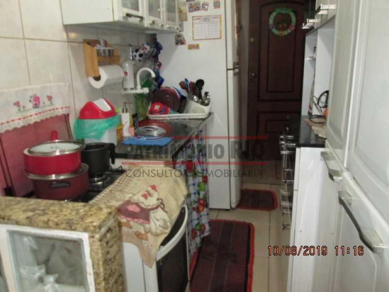 IMG_9450 - Apartamento 2qtos, térreo com vaga garagem parqueamento, Condomínio Jardim Real - Jardim América - PAAP23130 - 24