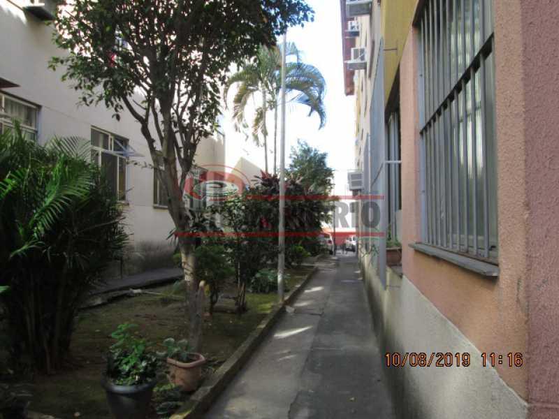 IMG_9452 - Apartamento 2qtos, térreo com vaga garagem parqueamento, Condomínio Jardim Real - Jardim América - PAAP23130 - 25