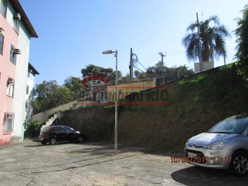IMG_9455 - Apartamento 2qtos, térreo com vaga garagem parqueamento, Condomínio Jardim Real - Jardim América - PAAP23130 - 27