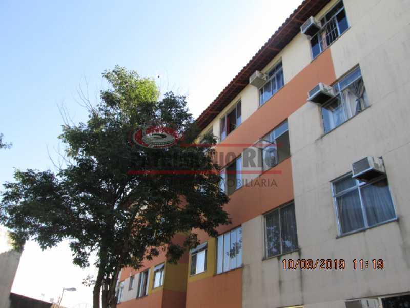 IMG_9457 - Apartamento 2qtos, térreo com vaga garagem parqueamento, Condomínio Jardim Real - Jardim América - PAAP23130 - 3