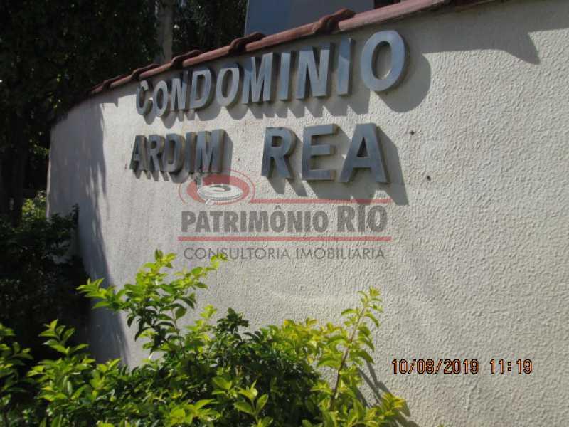 IMG_9459 - Apartamento 2qtos, térreo com vaga garagem parqueamento, Condomínio Jardim Real - Jardim América - PAAP23130 - 1