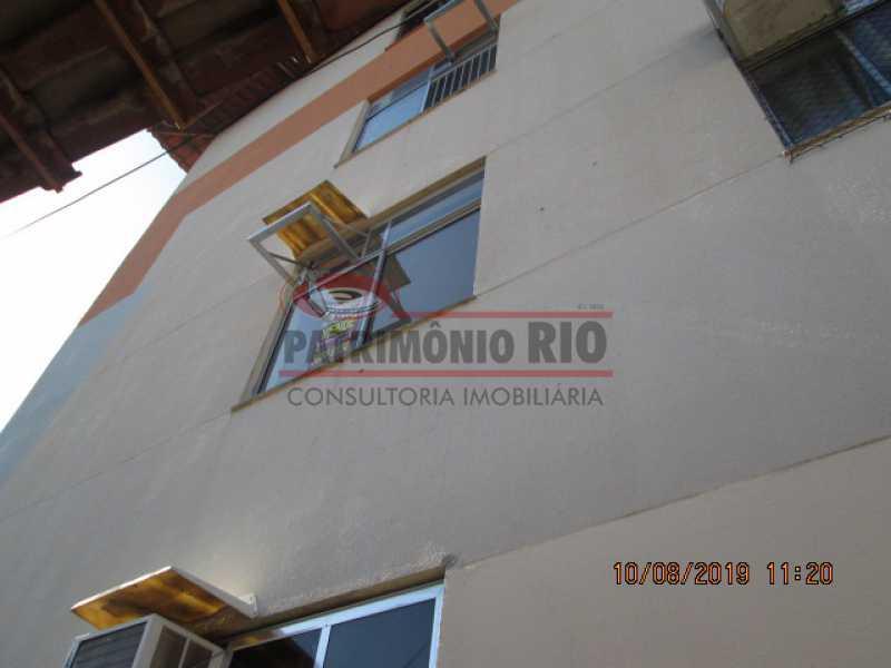 IMG_9460 - Apartamento 2qtos, térreo com vaga garagem parqueamento, Condomínio Jardim Real - Jardim América - PAAP23130 - 29
