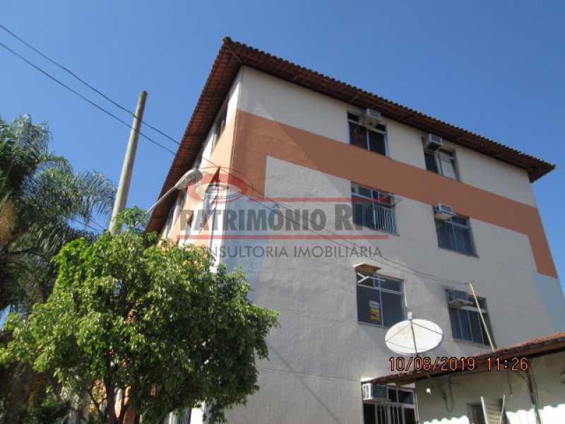 IMG_9462 - Apartamento 2qtos, térreo com vaga garagem parqueamento, Condomínio Jardim Real - Jardim América - PAAP23130 - 30