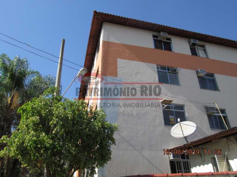 IMG_9463 - Apartamento 2qtos, térreo com vaga garagem parqueamento, Condomínio Jardim Real - Jardim América - PAAP23130 - 31