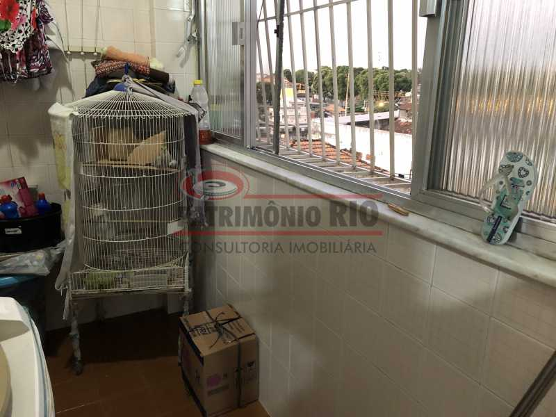 IMG_8048 - Amplo apartamento 2qtos Penha - PAAP23137 - 26