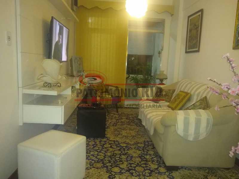 MC r11 - Apartamento 2quartos com dependência entrar e morar - PAAP23144 - 4