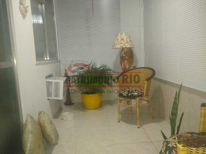 MC r12 - Apartamento 2quartos com dependência entrar e morar - PAAP23144 - 12