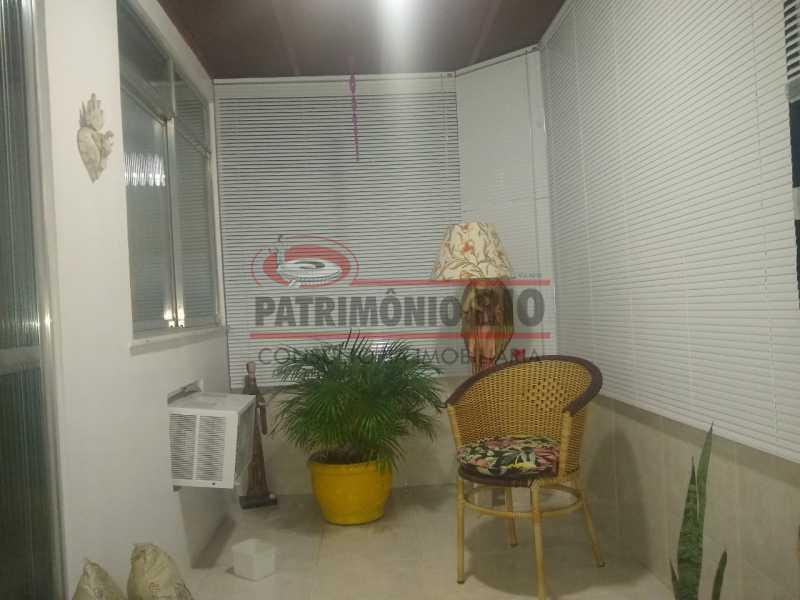 MC r13 - Apartamento 2quartos com dependência entrar e morar - PAAP23144 - 10