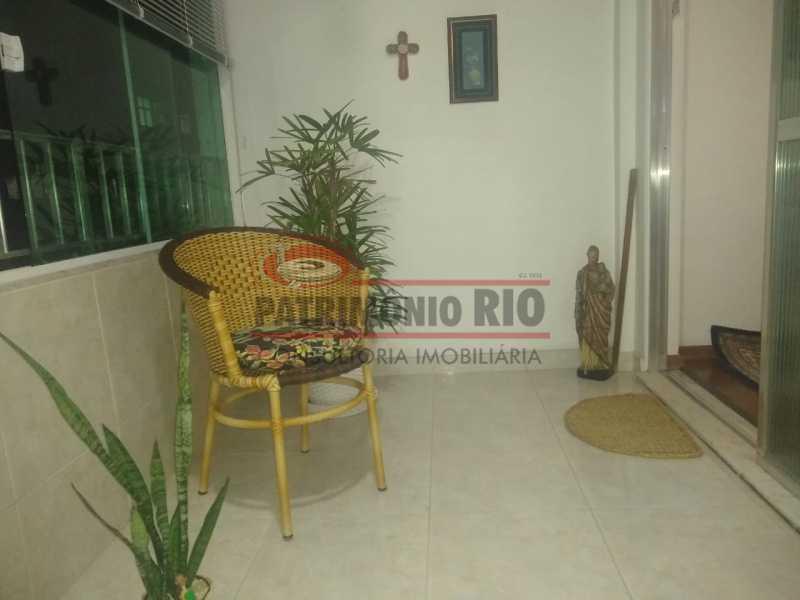 MC r14 - Apartamento 2quartos com dependência entrar e morar - PAAP23144 - 11