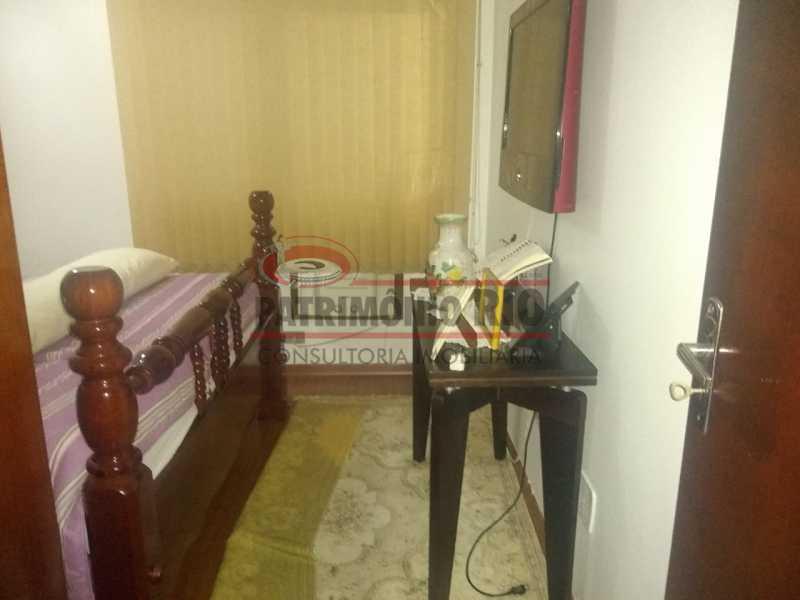 MC r15 - Apartamento 2quartos com dependência entrar e morar - PAAP23144 - 16