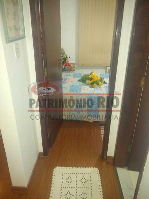 MC r18 - Apartamento 2quartos com dependência entrar e morar - PAAP23144 - 21
