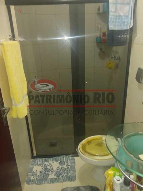MC r19 - Apartamento 2quartos com dependência entrar e morar - PAAP23144 - 18